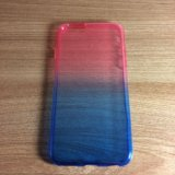 "Чехол iphone 6/6s ""сине-розовый"". Фото 1. Санкт-Петербург."