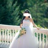 Свадебное платье. Фото 1. Видное.