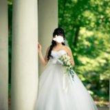 Свадебное платье. Фото 2. Видное.
