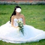Свадебное платье. Фото 3. Видное.