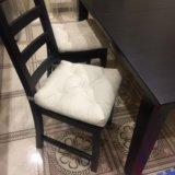 Стол и стулья. Фото 3.