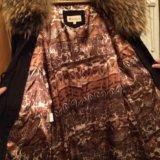Зимнее пальто с натуральным мехом. Фото 4.