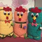 Цыпленок из полотенца. Фото 3.