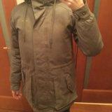 Зимняя куртка adidas. Фото 2. Санкт-Петербург.