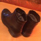 Ботинки зимние, 39 размер. Фото 2. Москва.