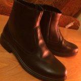 Ботинки зимние, 39 размер. Фото 3. Москва.