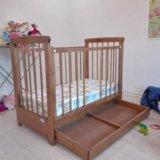 Детская кроватка. Фото 1. Старый Оскол.