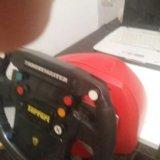 Игровой руль и пидали. Фото 2.