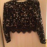 Новая укороченная блуза. Фото 1. Краснодар.