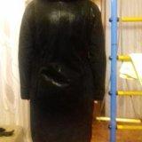 Пальто из натуральной замши. Фото 3.