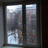 За 2 пластиковых окна б/у. Фото 1.