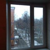 За 2 пластиковых окна б/у. Фото 2.