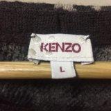 Платье-туника kenzо оригинал. Фото 3.