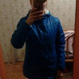 Пуховик и куртка. Фото 4.