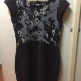 Платье-туника kenzо оригинал. Фото 1.