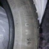 Зимние шины 255/50/19 continental. Фото 2. Санкт-Петербург.