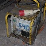 Глубинный вибратор с булавами. Фото 1.