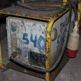 Глубинный вибратор с булавами. Фото 3.