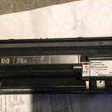 Продам заправленный катридж hp laserjet ce278a. Фото 2. Новосибирск.