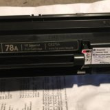 Продам заправленный катридж hp laserjet ce278a. Фото 1. Новосибирск.