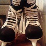 Коньки хоккейные norway detroit. Фото 1.