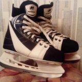 Коньки хоккейные norway detroit. Фото 2.