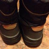 Детские сапоги зимние ботинки skandia tex скандиа. Фото 2. Москва.