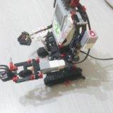 Lego mindstorms ev3. Фото 1.