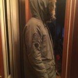Зимняя курта quiksilver. Фото 4.