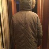 Зимняя курта quiksilver. Фото 3.