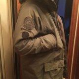 Зимняя курта quiksilver. Фото 2.