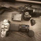 Nikon d3100 kit. Фото 4.