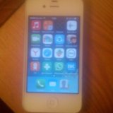 Apple 4 16g. Фото 2.
