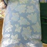 Подушка соня 68х68 пух/перо. Фото 3.