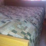 Двухспальная кровать. Фото 1. Ярославль.