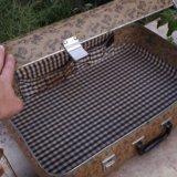 Ретро чемодан для фотосъёмок. Фото 1. Энгельс.