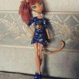 Кукла монстер хай. Фото 1.