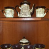 Красивый и стильный чайный набор. Фото 1. Балашиха.