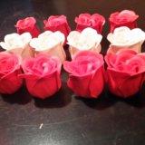Мыльные розы для мыла ручной работы. Фото 1. Санкт-Петербург.