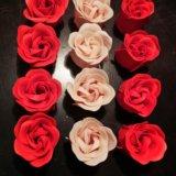 Мыльные розы для мыла ручной работы. Фото 2. Санкт-Петербург.