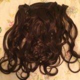 Искусственные волосы. Фото 1.