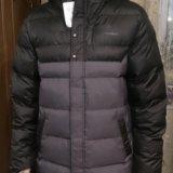 Куртка-бомбер reebok (m). Фото 1.