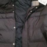 Куртка-бомбер reebok (m). Фото 2.