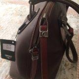 Кожаная сумка. италия. Фото 4.