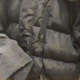 Зимняя куртка для мальчика (146р). Фото 4.
