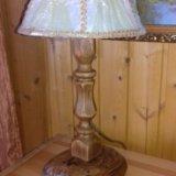Настольная лампа. Фото 1. Дзержинский.