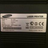 Лазерный принтер самсунг. Фото 1.