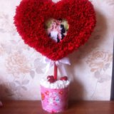 Декоративное сердце. Фото 3. Тверь.