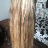 Волосы славянка на капсулах. Фото 2. Грязи.