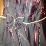 Нарядное платье для девочки. Фото 2. Апрелевка.